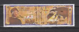 Gibraltar 1992,2V In Pair,Europa,Columbus,MNH/Postfris(L3121) - Christoffel Columbus