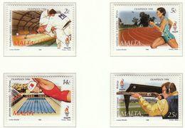 Malta / Olympic Games Atlanta 1996 / Judo, Athletics, Swimming, Shooting - Zomer 1996: Atlanta