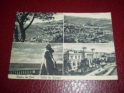 Cartolina Riviera Dei Fiori - Sanremo - Vedute Diverse 1957 - Imperia