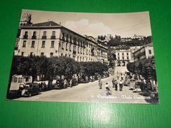 Cartolina Conegliano - Viale Carducci 1956 - Treviso