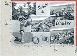CARTOLINA VG ITALIA - Saluti Da VARAZZE (SV) - Vedutine - Bimbo - 10 X 15 - ANN. 196? - Greetings From...