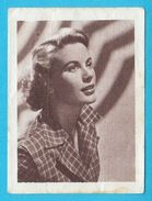 GRACE KELLY ( Princess Of Monaco ) -  Yugoslavian Vintage Collectiable Gum Card Issued 1960's * Princesse De Monaco RRRR - Cinema & TV