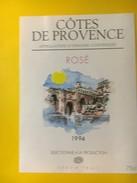 4315 - Côtes De Provence Rosé 1994 - Rosés