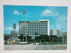 Postcard Izmir Turkey Hotel Buyuk Efes My Ref B21436 - Turkey