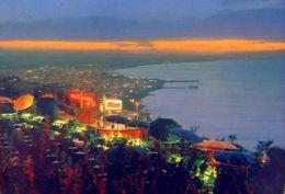 Riviera Adriatica - Panorama Da Gabicce Monte - Notturno - 130205 - Formato Grande Viaggiata - E 2 - Rimini