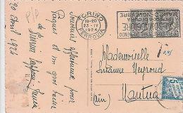Italy: Postcard, 146. Garibaldino - G. Induno, Torino, Postage Due, 23 Apr 1924 - Italien