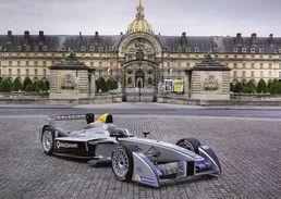 Paris E Prix  -  Circuit Des Invalides   - Championnat FIA De Formule E 2016  -  CPM - Other