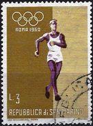 San Marino 1960 - Roma Olympics : Walking ( Mi 647 - YT 491 ) MNH ** - Saint-Marin