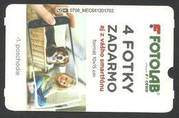 Slovakia, Bratislava, Parking Ticket For Eurovea Mall, - Tickets - Vouchers