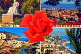 Saluti Da Bordighera - 4202-1 - Formato Grande Viaggiata - E 2 - Imperia