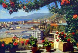 Vallecrosia - Panorama - 6 - Formato Grande Viaggiata - E 2 - Imperia