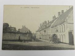 16 - Cassel - Rue De Bergues - Cassel