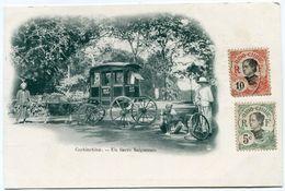 INDOCHINE CARTE POSTALE DE COCHINCHINE - Postales