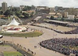YAOUNDE/CAMEROUN  VISITE DU PAPE (DIL100) - Cameroon