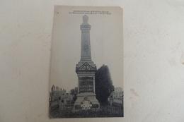 SAINGHIN EN WEPPES LE MONUMENT AUX MORTS - France