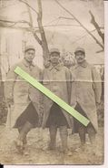 Secteur Lihons Somme 52eme RI Capotes Poiret Pantalons Velours Hiver 1914/1915 Recrut Montelimar 1wk 1914/1918 Ww1 - War, Military