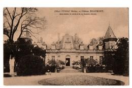 33 - CUSSAC . CHÂTEAU BEAUMONT . Médoc - Réf. N°3437 - - France