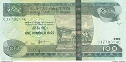 ETHIOPIA 100 BIRR 2012 (EE2004) P-52f UNC [ET334f] - Ethiopia