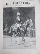 ESPANAN 60  Photos   : Le Roi Alphonse XIII   Roi D Espagne Séjour En France  Attentat Rue Rohan 1905 - Documentos Antiguos