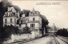 SAUMUR LE JAGUENEAU - Saumur