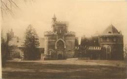 Château De GAESBEEK-lez-BRUXELLES - Le Château Vu De L'esplanade - Lennik
