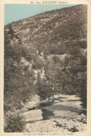26 - Env. DIEULEFIT - Le Lez Ses Gorges Et La Pêche à La Truite - Dieulefit
