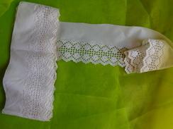Dentelle Broderie Anglaise Long 5.30m X11cm - Laces & Cloth