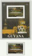 Guyana 1988 / Olympic Games Barcelona 1992 / Stadium - Verano 1992: Barcelona