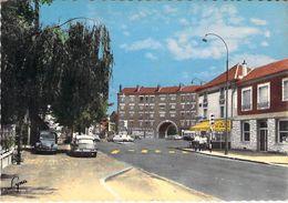 95 - BEZONS -- Rond Point Du Grand Cerf. - CPSM - Bezons