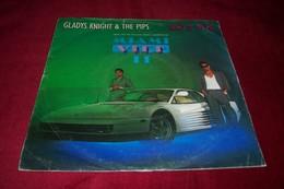 BOF  MIAMI VICE 2   / GLADYS KNIGHT & THE PIPS  / SEND IT TO ME - Musique De Films