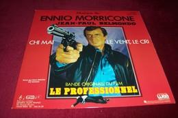 BOF  LE PROFESSIONNEL  /  ENNION MORRICONE  / CHI MAI / LE VENT  / LE CRI - Soundtracks, Film Music