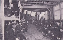 Allemagne, Prisonniers De Guerre Français à L'intérieur D'un Dortoir (487) - Guerre 1914-18