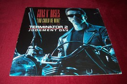 BOF  LE TERMINATOR 2  JUDGENT DAY   /  GUNS ' ROSES  YOU COULD BE MINE - Soundtracks, Film Music
