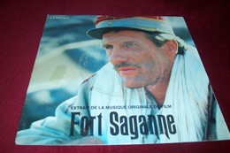 BOF FORT SAGANNE  / FACE AU DESERT / MADELEINE - Soundtracks, Film Music