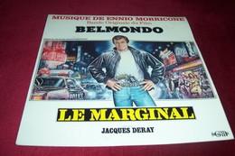 BOF LE MARGINAL  FILM DE JACQUES DERAY  / MUSIQUE ENNIO MORRICONE - Soundtracks, Film Music