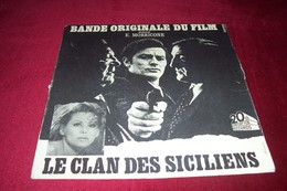 BOF  LE CLAN DES SICILIENS   / MUSIQUE ENNIO MORRICONE  / DIOALOGO No2 / TEMA ITALIANO - Soundtracks, Film Music