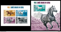 NIGER 2013 - Year Of Horse; CV = 31 € - Chinese New Year