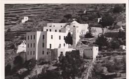 Carte Postale :   Grèce        Patmos      Couvent De L'Apocalypse     N° 1823 - Greece