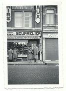 Photo Bastogne Bourrelier Ledent 1953 - Lieux