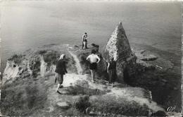 Environs De Grandcamp (Manche) - La Pointe Du Hoc Et La Mer - Carte CAP N° 42 - France