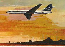 Avion Sabena - 1946-....: Moderne