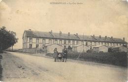 Bétheniville (Marne) - La Cité Oudin - Edition Lefèvre-Carpentier - Carte Animée, Landau - Bétheniville