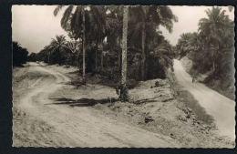 CAMEROUN -Afrique Noire- Route Et Piste De BONABERI à N'KONDSAMBA -Edition GAUD - Recto Verso  Paypal Free - Camerun