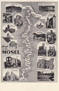 AK Gruss Von Der Mosel (pk37168) - Germany