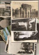 L4-LOTTO 100 CARTOLINE FORMATO PICCOLO EUROPA - Cartes Postales