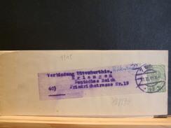 72/590  BANDE DE JOURNAUX  AUTRICHE  1919 - Entiers Postaux