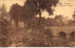 Forrières    Le Vieux Pont Et Le Château  Nassogne        A 6360 - Nassogne