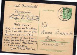 DEMMIN 1956 P68 > Bonn (ddr113) - [6] Democratic Republic