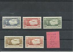 GUINEA YVERT  AEREO 1/5   MNH  ** - Guinea Francesa (1892-1944)
