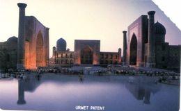 USATA--UZBEKISTAN - Oezbekistan
